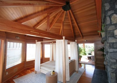 Spokane Cedar Products - Interior Dome Cedar